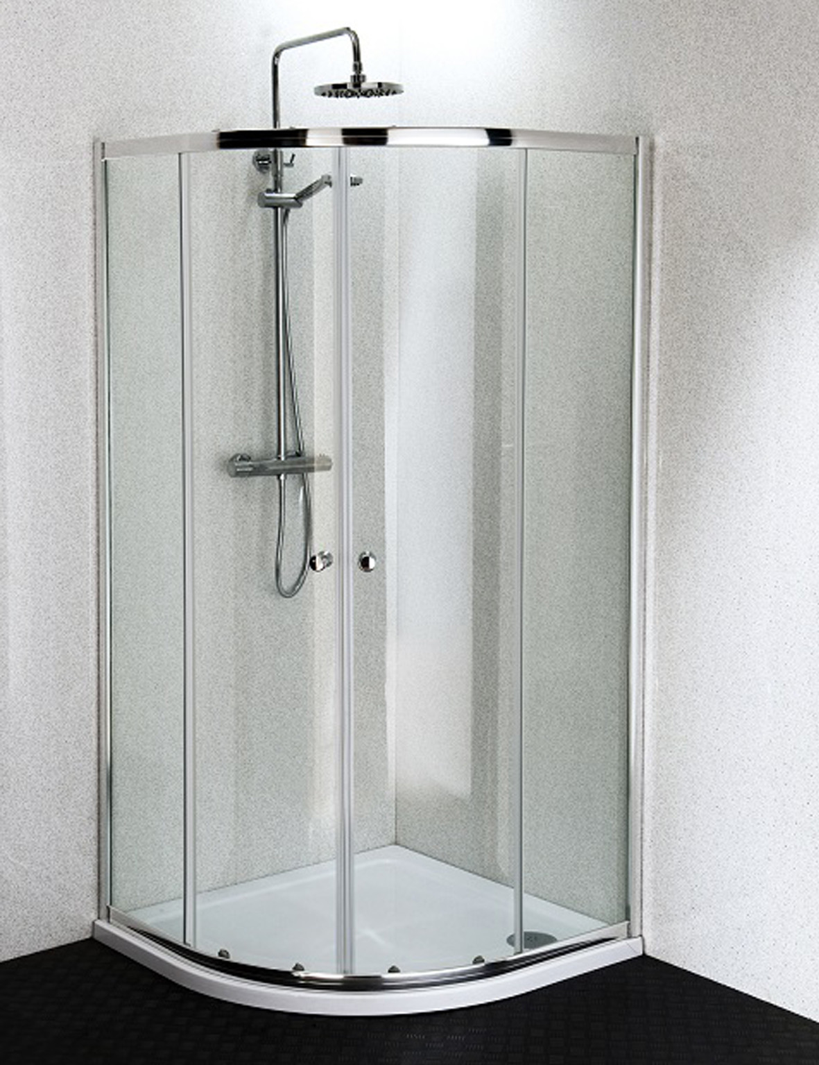 Series 4 Quadrant Shower Enclosure 800
