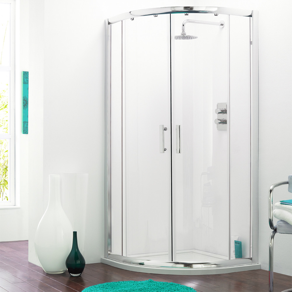 Series 8 Quadrant Shower Enclosure 1000