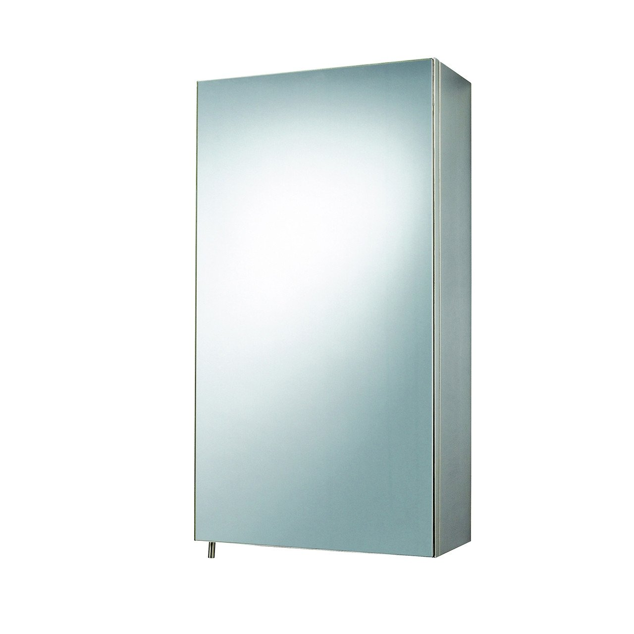 Single Bathroom Cabinet & Mirror