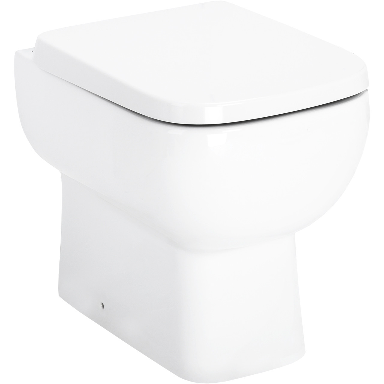 Sirus Back To Wall Toilet With Soft Close Seat