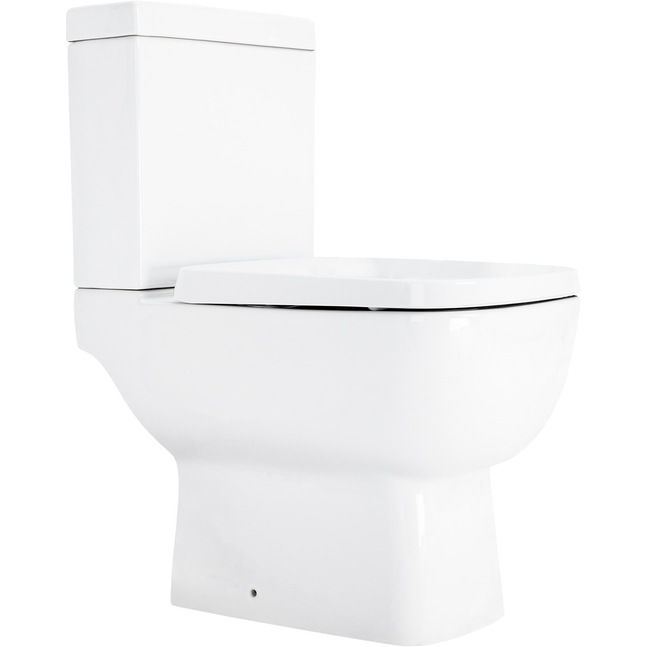 Sirus Close Couple Toilet with Soft Closing Seat