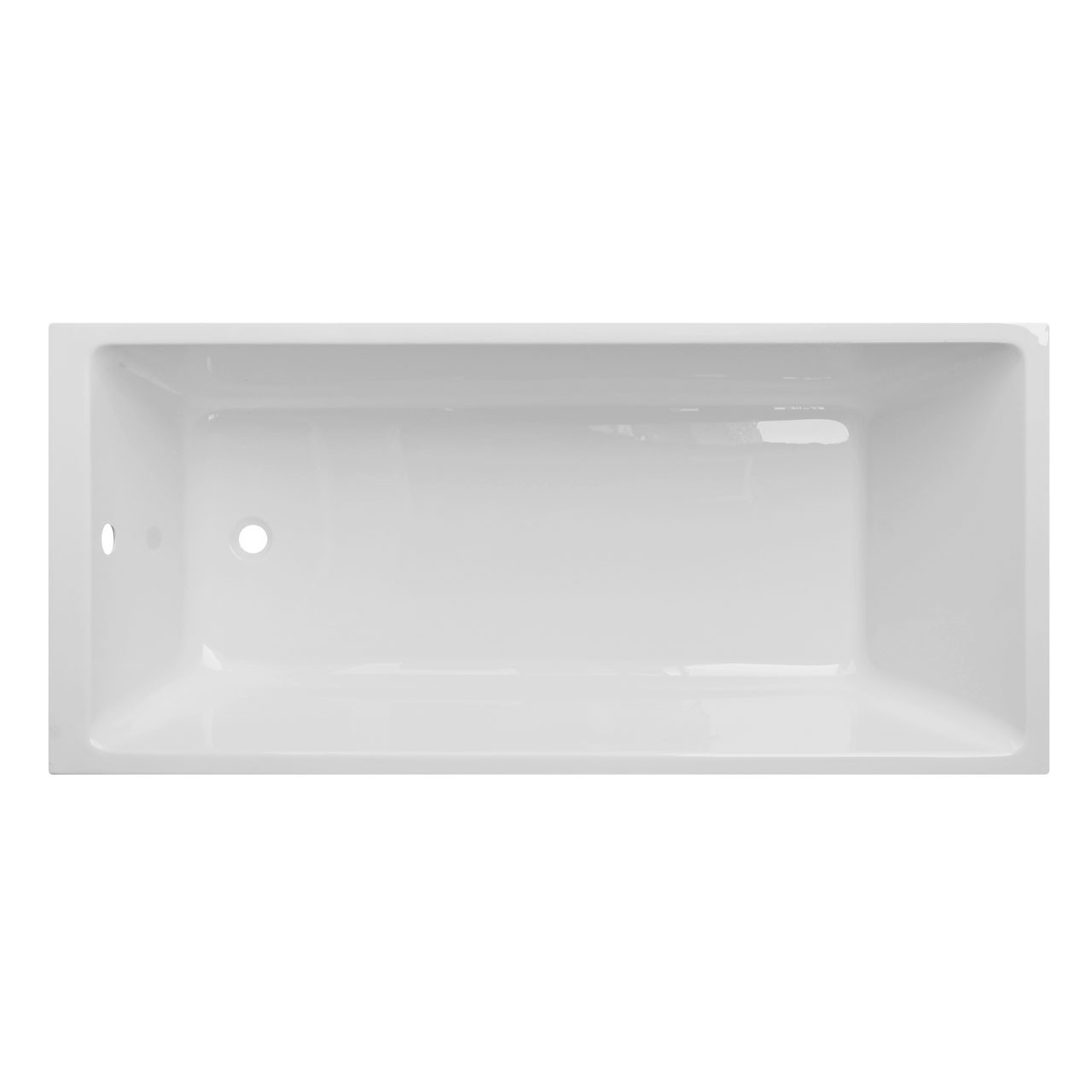 Slim Edge End Tap Bath 1700 x 700