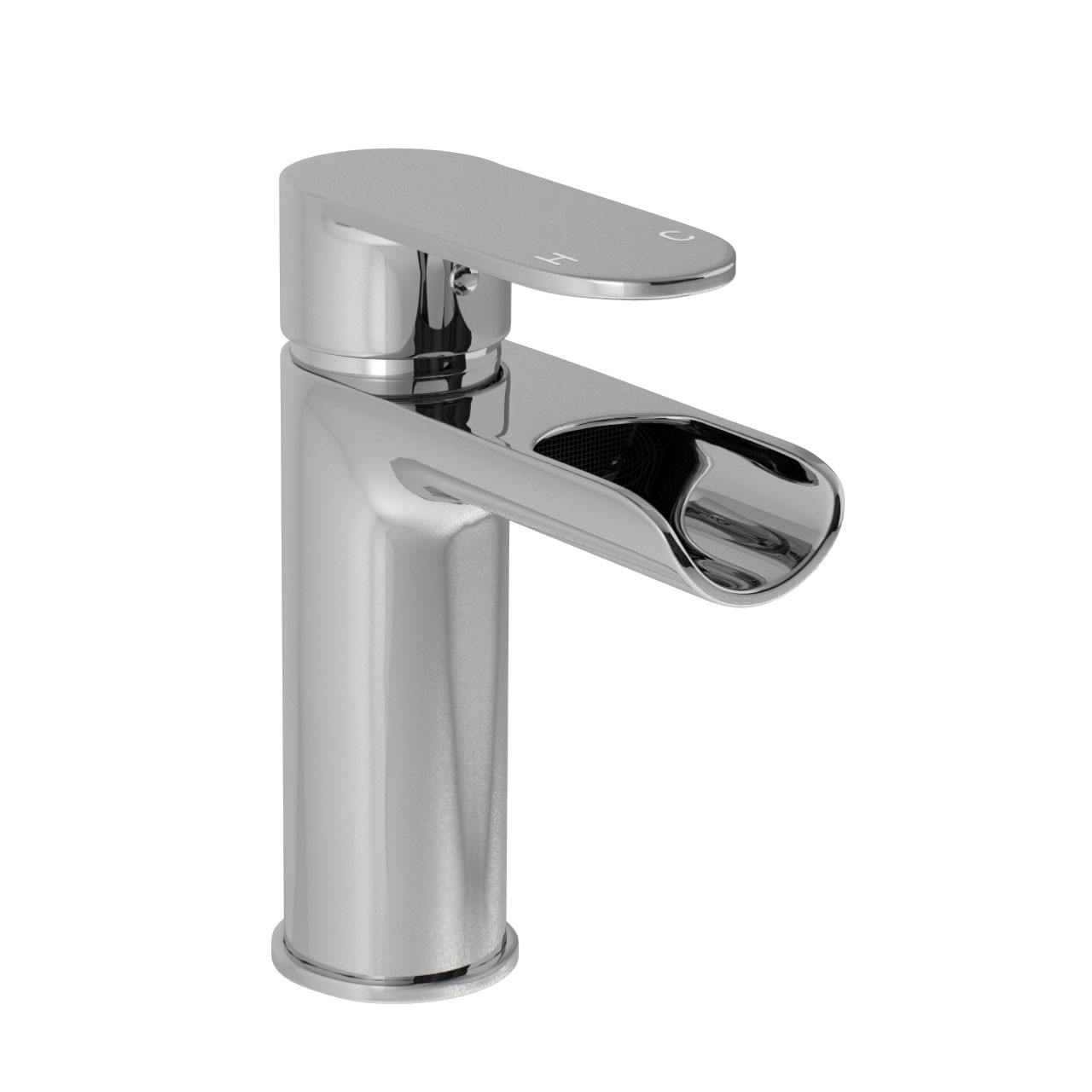 Stream Waterfall Mono Basin Mixer Tap