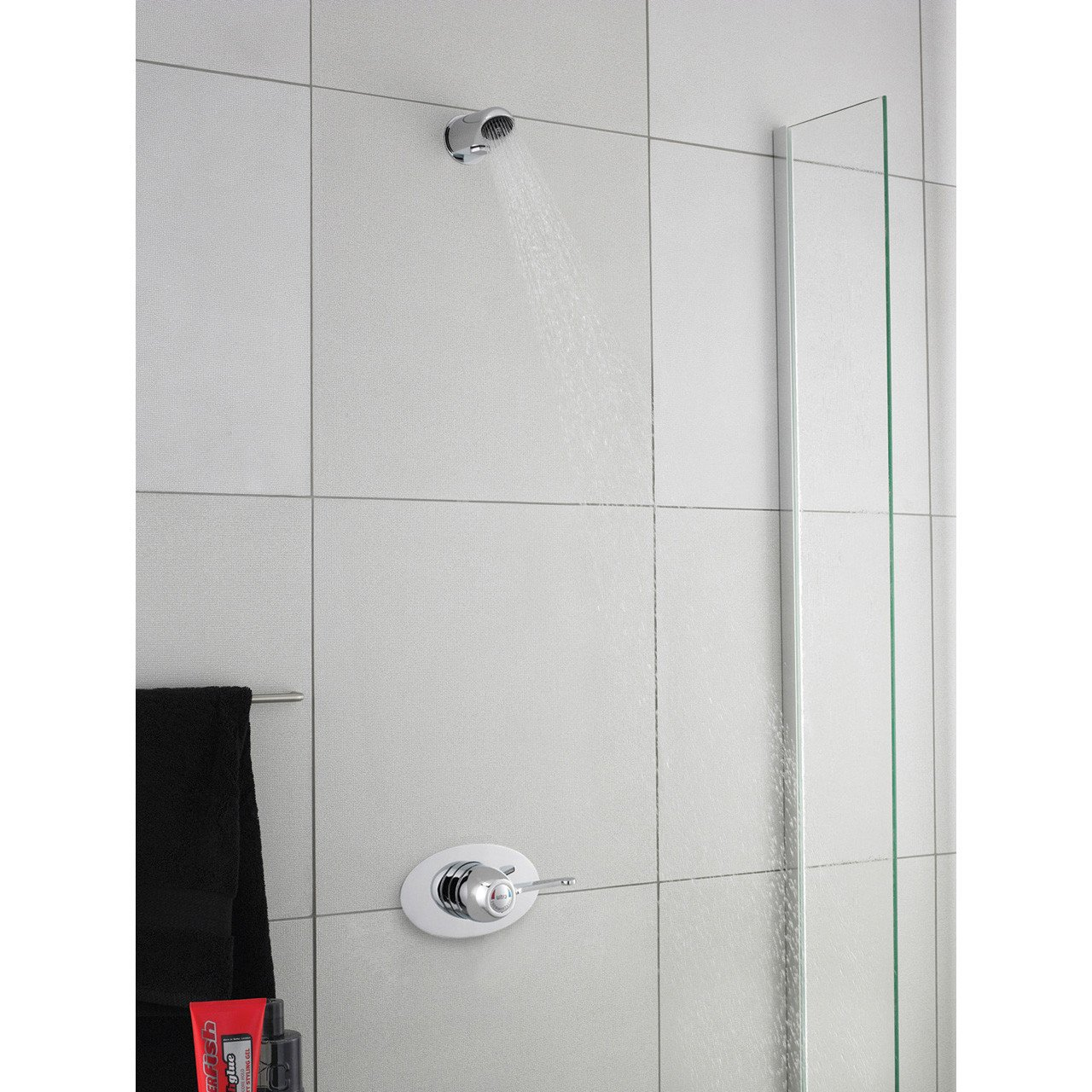 Ultra Concealed Sequential Thermostatic Valve - VSQ4