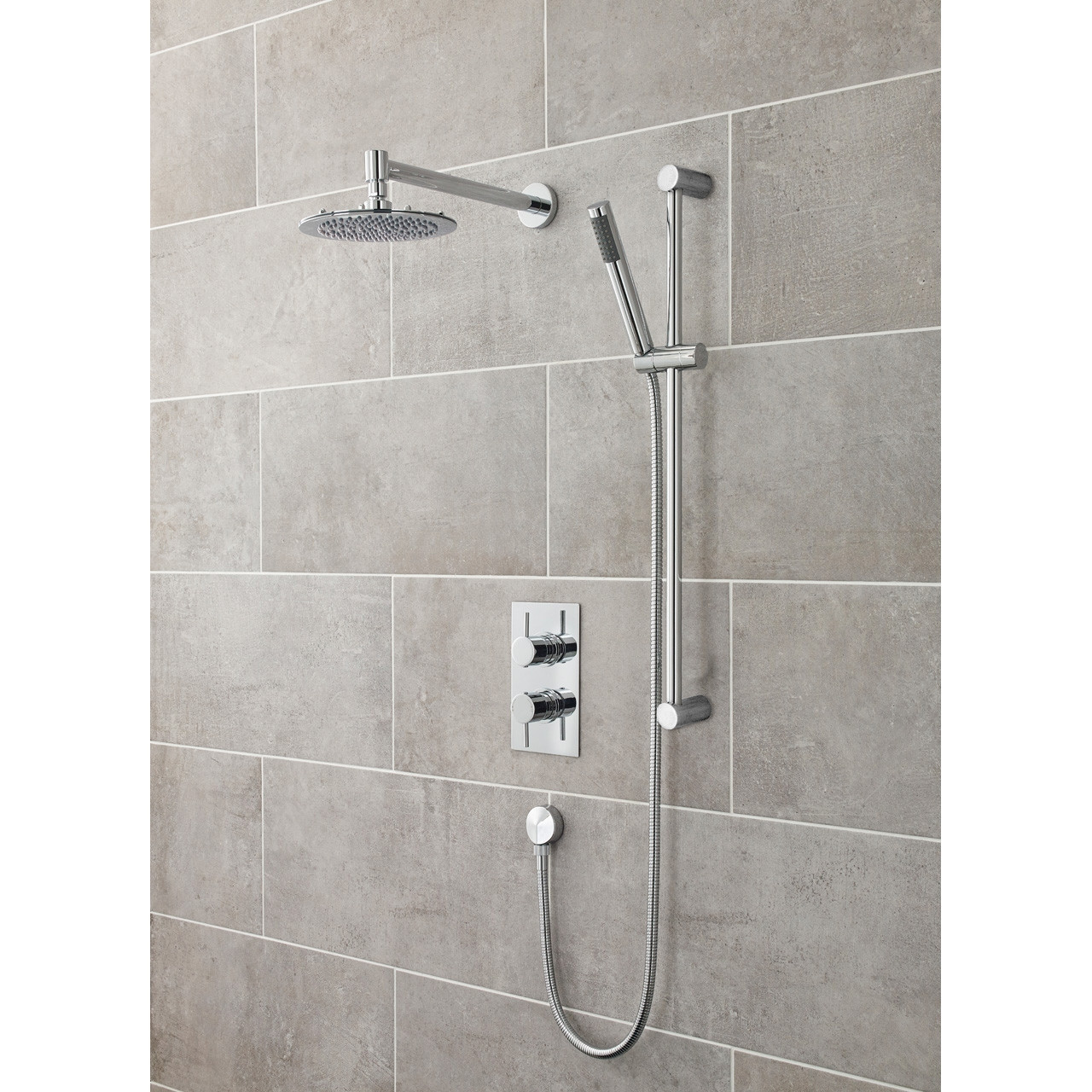 Ultra Contemporary Wall Hung Shower Arm - ARM03