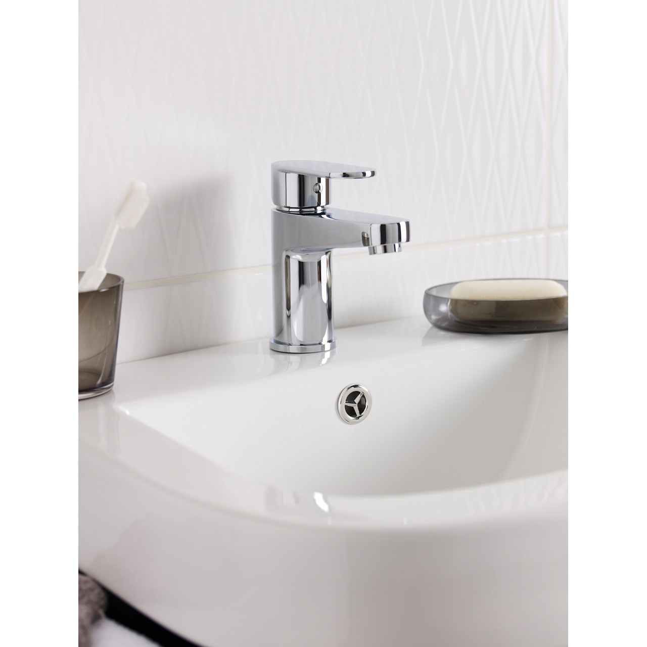 Ultra Ratio Mono Basin Mixer - RAT325