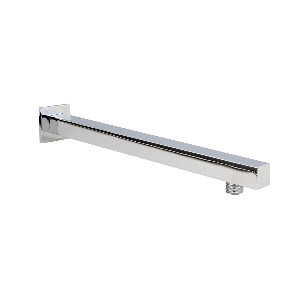 Ultra Square Shower Arm 350mm - ARM19