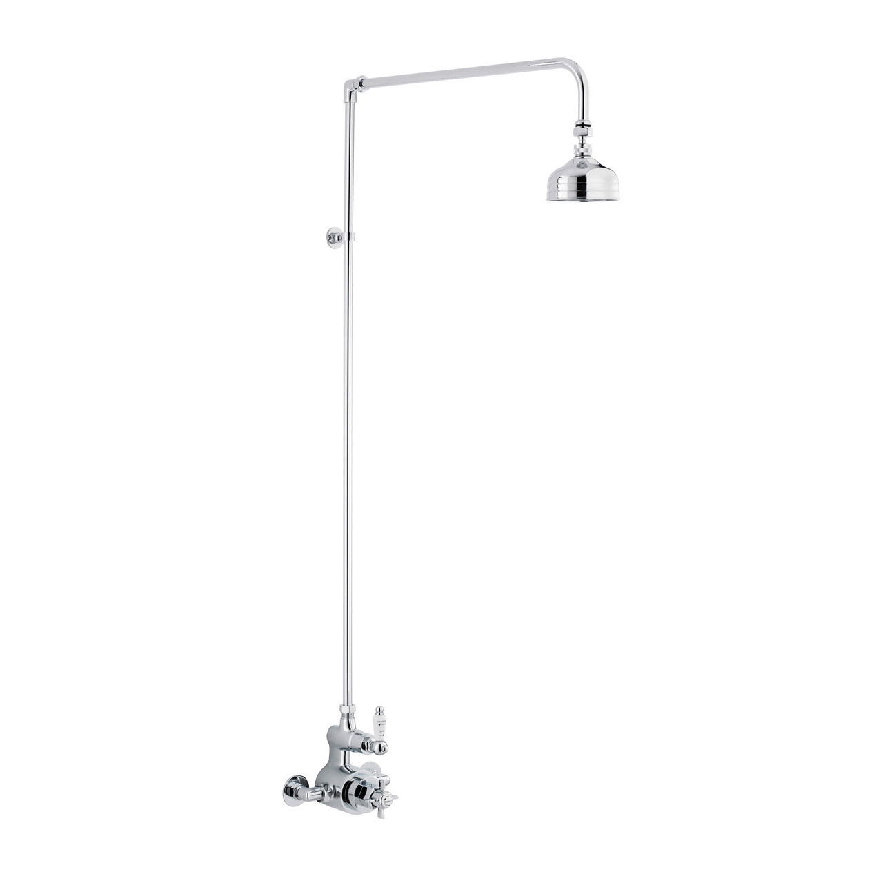 Ultra Traditional Twin Exposed Shower Valve - AG302