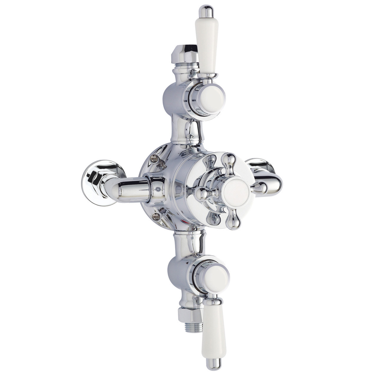 Ultra Triple Exposed Thermostatic Shower Valve - A3089E