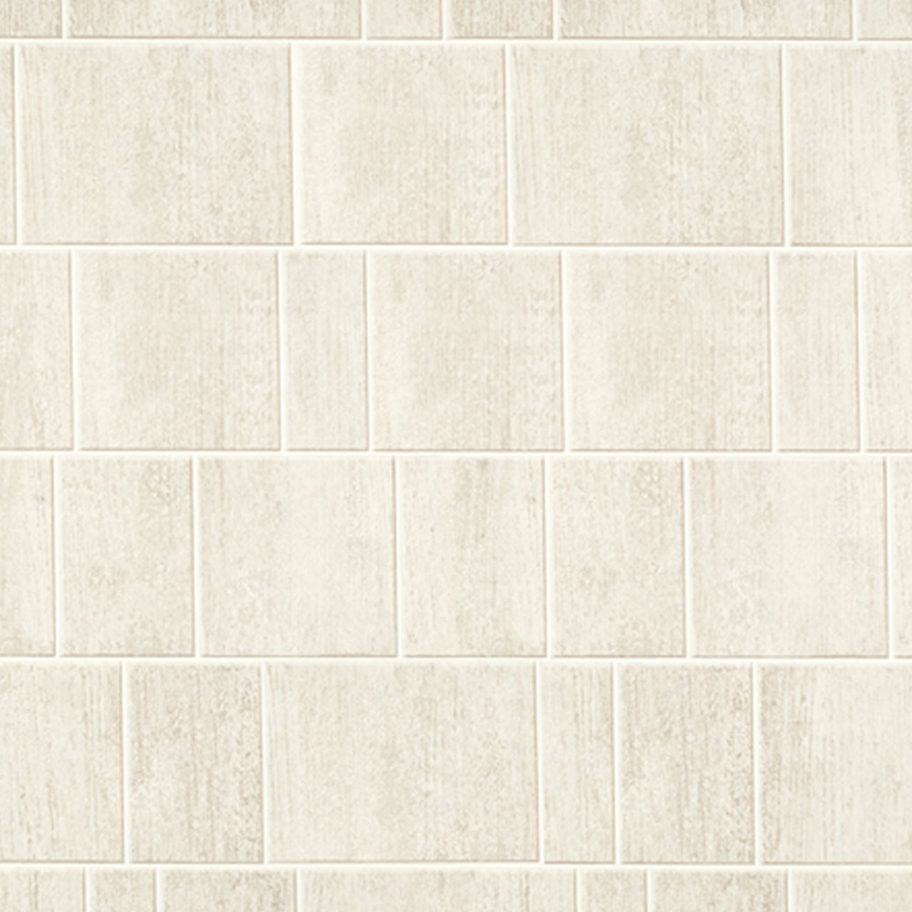 Multi Tile Polar White Wall Panel 1000x2400x10mm