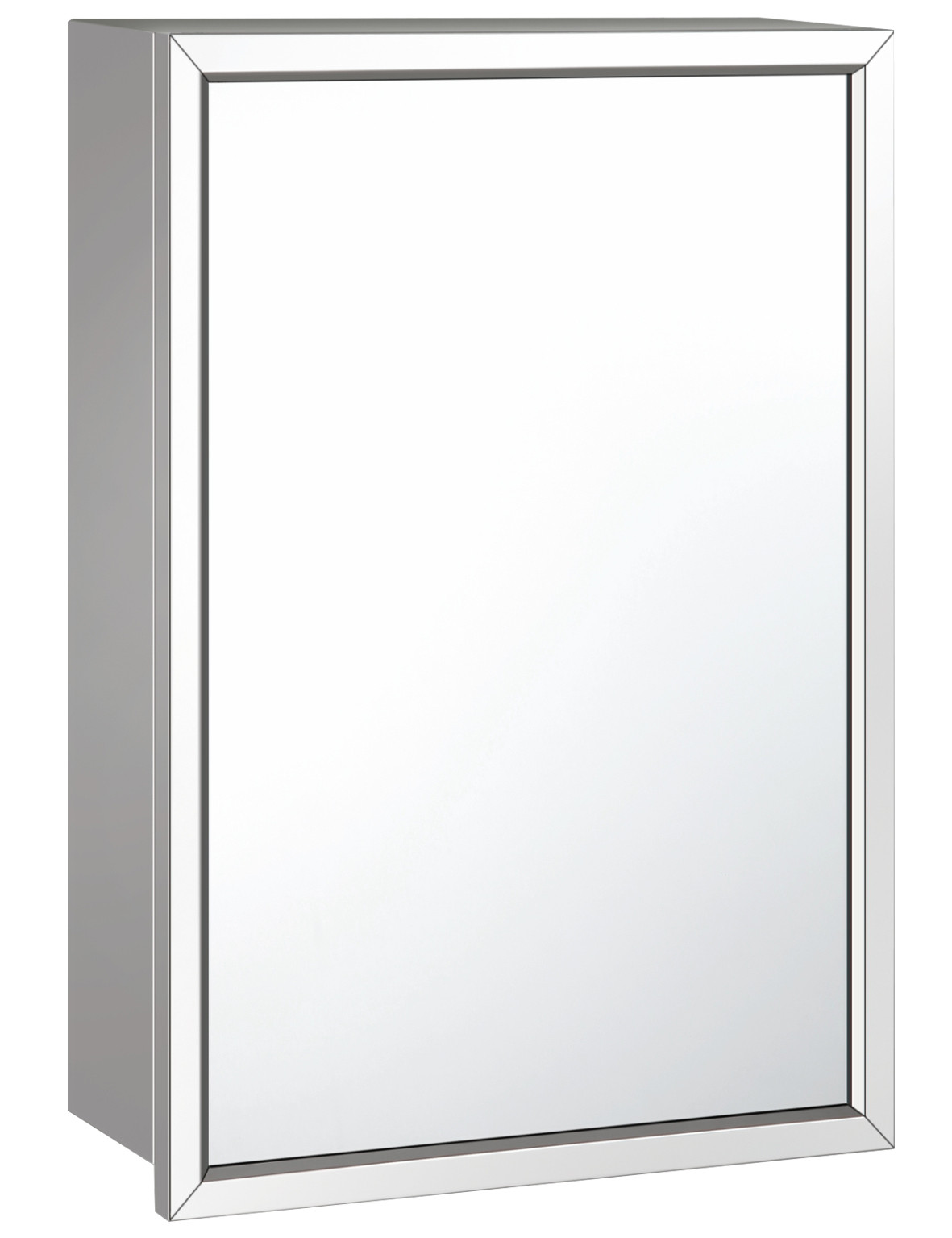 Eros Stainless Steel Cabinet