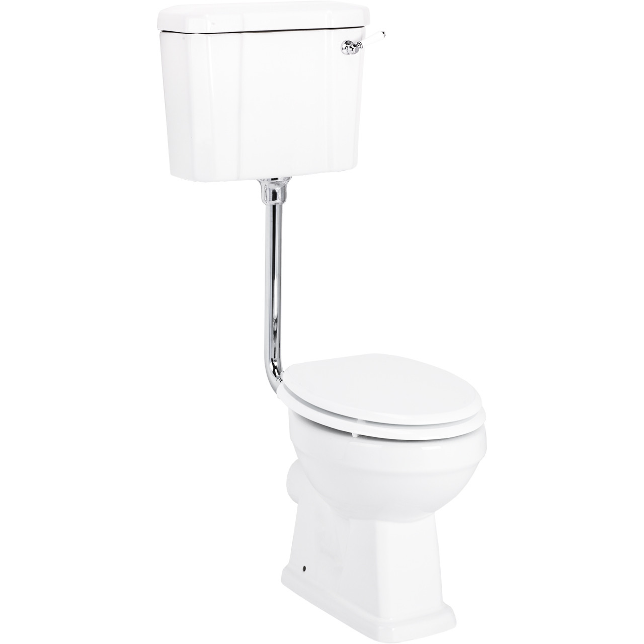 Windsor Low Level WC inc Soft Close Seat