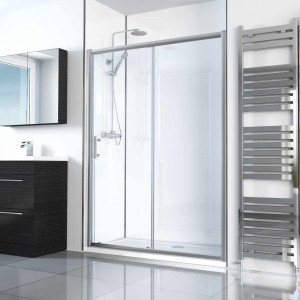 Series 6 Sliding Shower Door 1400