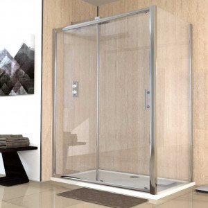 Series 6 1500mm x 900mm Sliding Door Shower Enclosure