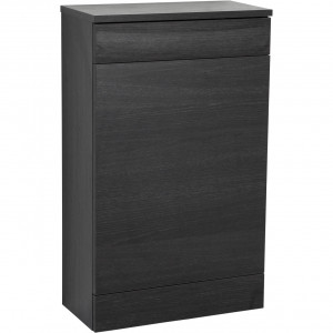 Napoli 500 WC Unit Black Oak