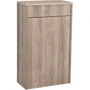 Windsor Traditional Oak 500mm Toilet Unit