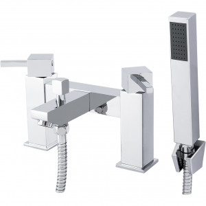 Flux Bath Shower Mixer Tap & Kit