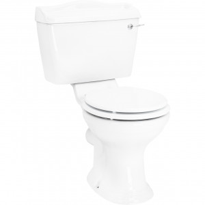 Grosvenor Close Coupled Toilet with Soft Close Seat