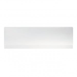 Ideal White 1700mm Acrylic Front Bath Panel