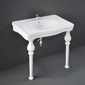 RAK Console Ceramic Legs for 850mm and 1050mm Basins - ARCRLEG