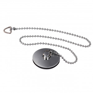 Nuie Bath Plug with Assy Ball Chain - E315