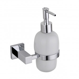 Virgo Wall Mounted Liquid Soap Dispenser