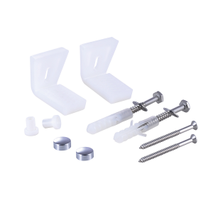 WC Toilet Pan Floor Fixing Kit