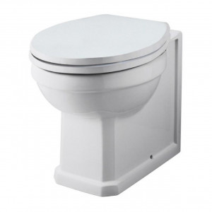 Windsor Back To Wall Toilet with Soft Close Seat
