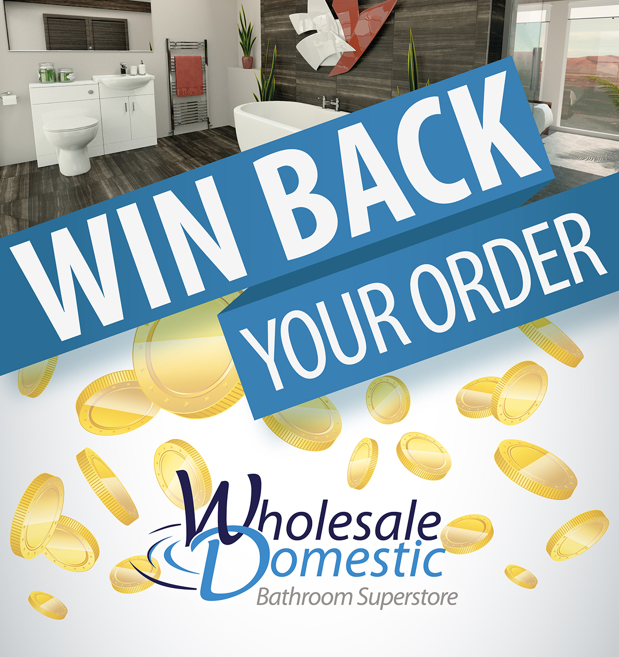 Win back your order with Wholesale Domestic