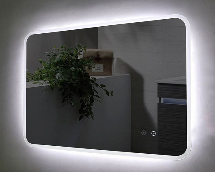 Lucina LED Bluetooth Mirror