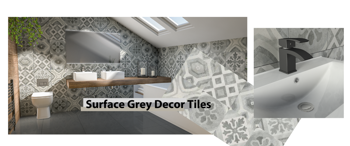 Surface Grey Tiles