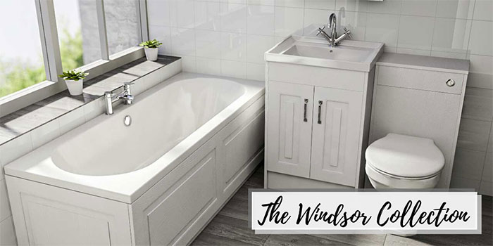 Introducing the Windsor Collection- Wholesale Domestic Bathrooms