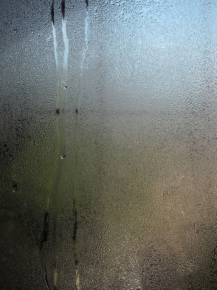 Steam and condensation