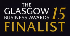 Glasgow Business Awards Finalist 2015