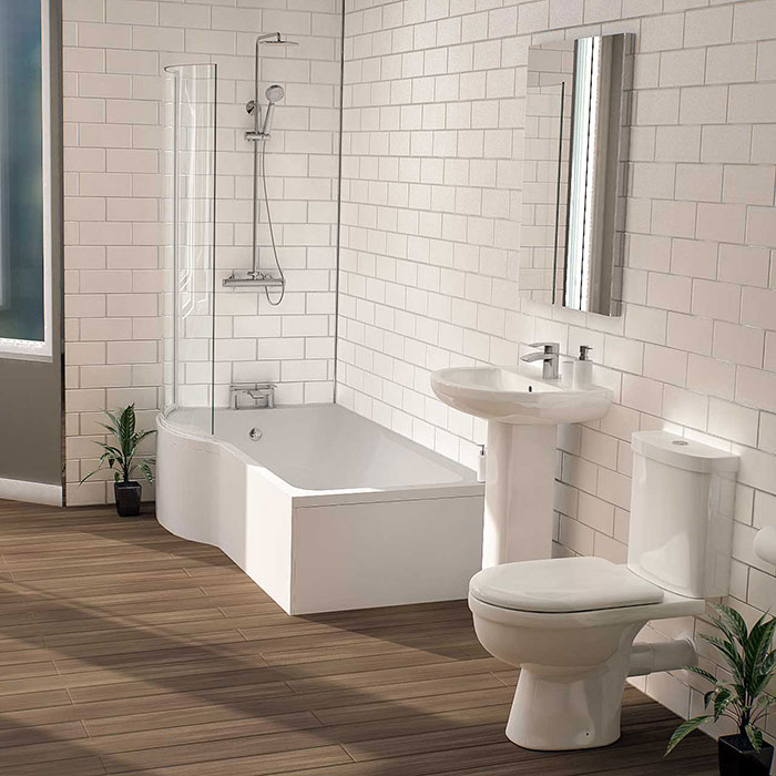 Wholesale Domestic Bathroom Blog How To Make A Small Bathroom Look