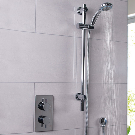 Why Choose a Round Shower Mixer?