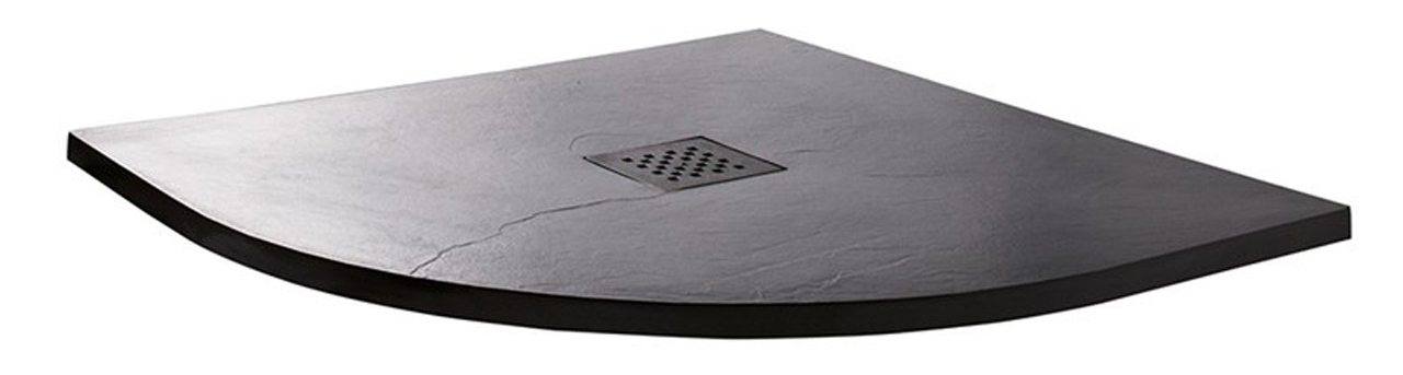 Wholestone slate shower tray
