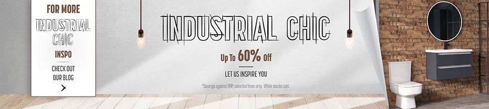 Welcome to the Industrial Chic range of products