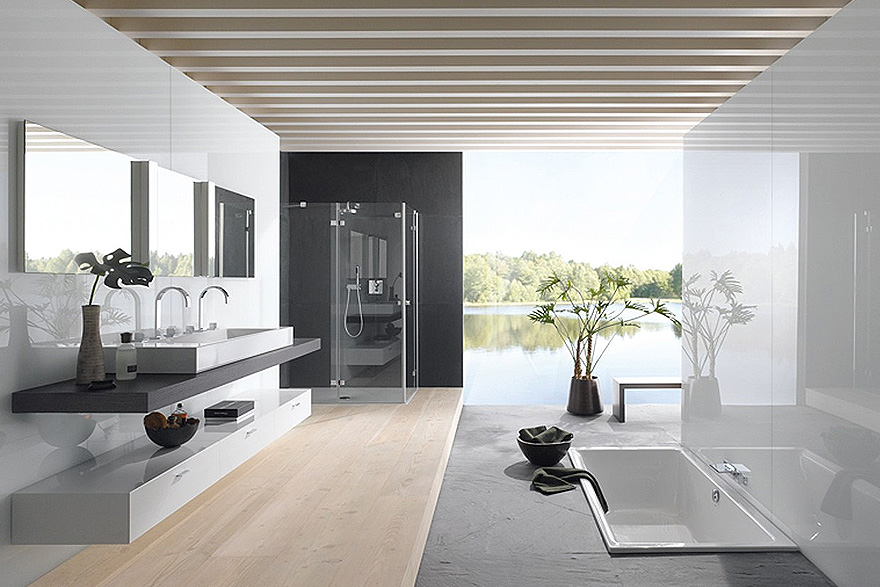 Wholesale domestic bathroom blog a mini spa at home why for Kaldewei waschbecken