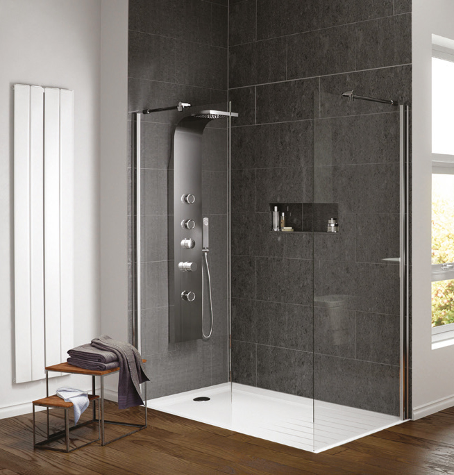 Small Bathroom Suite Ideas Shower