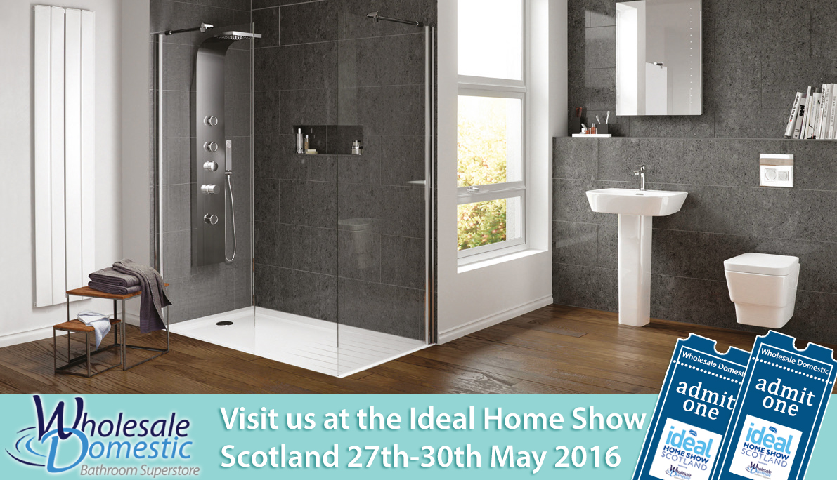 Visit us at the Ideal Home Show Scotland