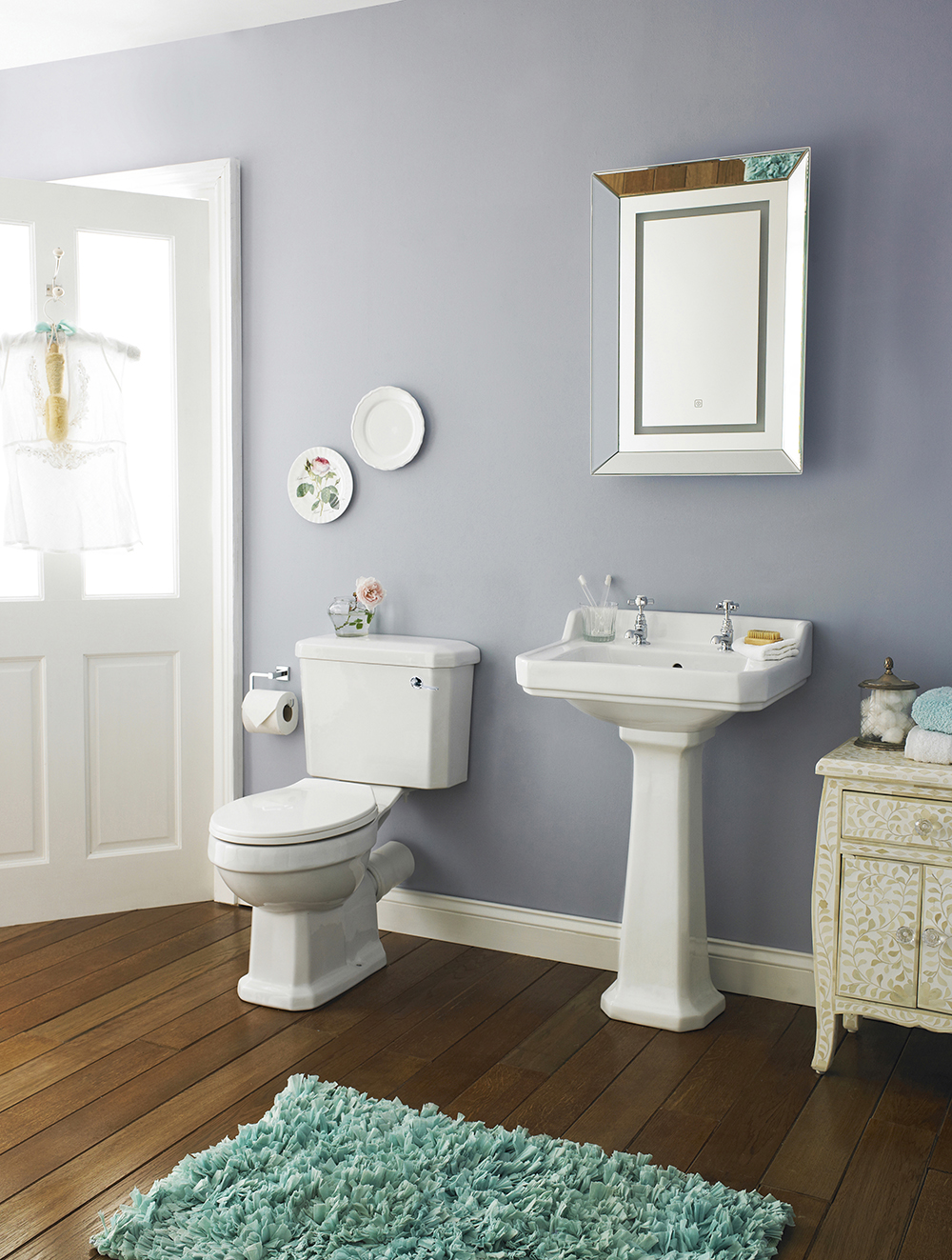Buy Toilet and Sink Units | Wholesale Domestic