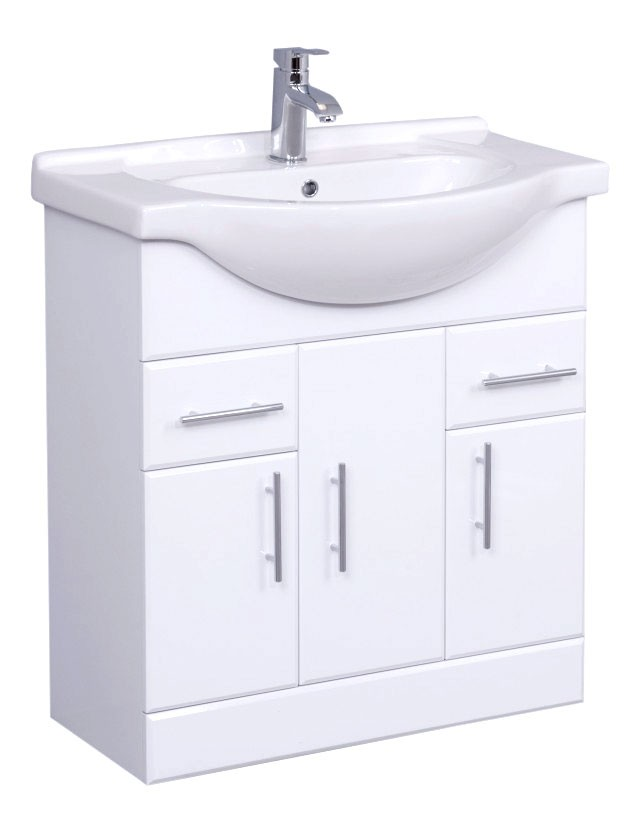Are bathroom vanity units expensive?