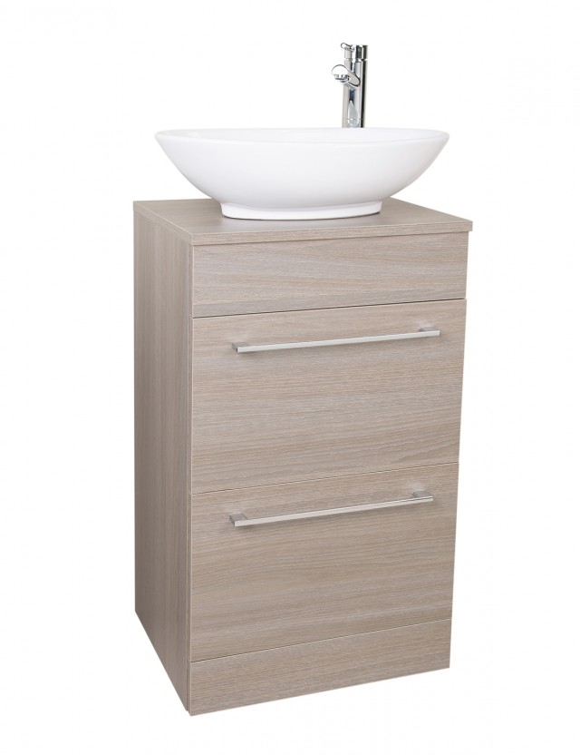 What is a bathroom vanity unit?