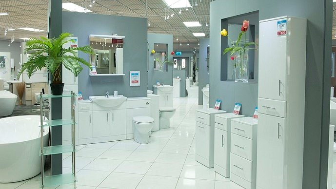 Bathroom Furniture Showroom